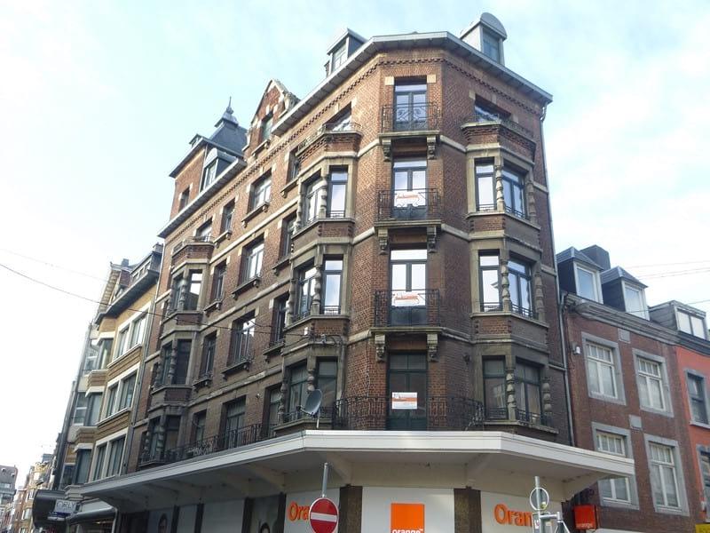 Chantier à Namur