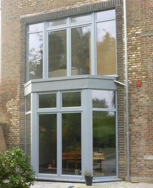 PVC gris beton